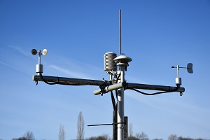 Consider adding a weather station to track wind speeds more easily.
